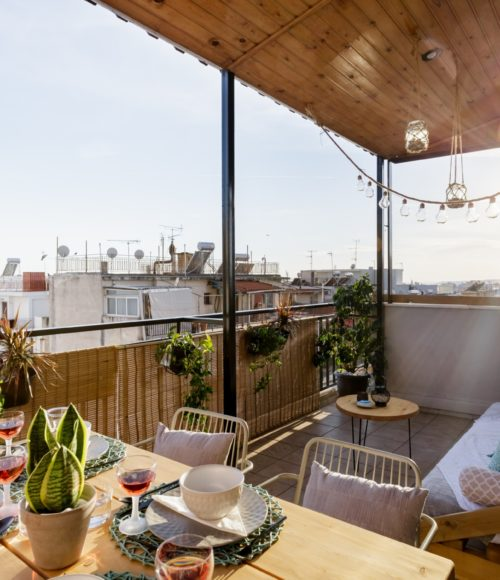 Top 5 Airbnb, Athene