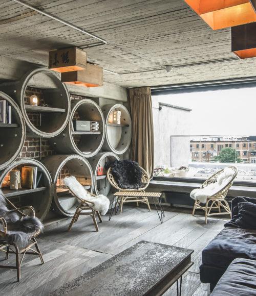 5 x de leukste hotels van Brussel