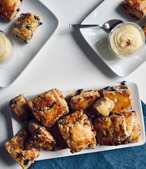 Bart Blijft binnen… En bakt scones met de kids (of lekker zonder het kroost)