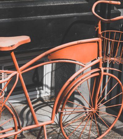 Barts Boekje - bike - thuisbezorgd - amsterdam