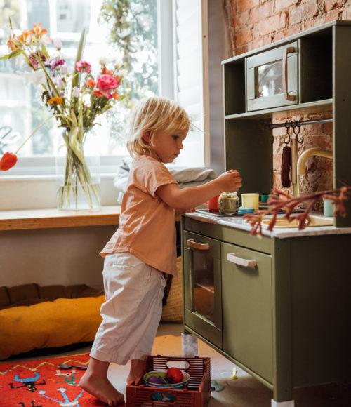 Keukentje - Kids to Go - Barts Boekje