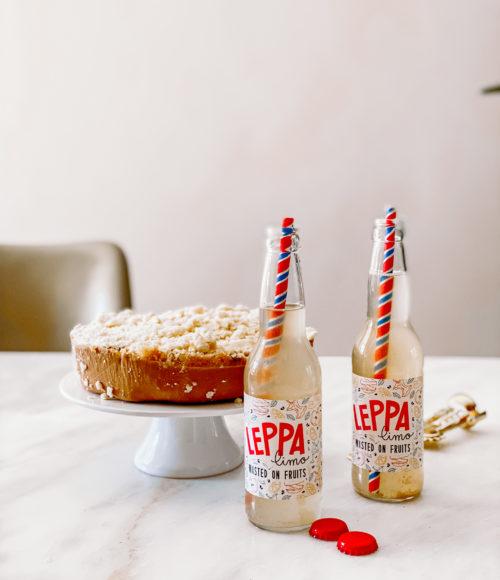 An apple a day… Holtkamp Horeca appeltaart & Leppa Limo aan je voordeur!