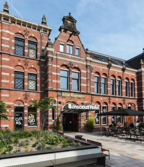 Op staycation in eigen stad, het kan bij Conscious Hotels Westerpark Amsterdam