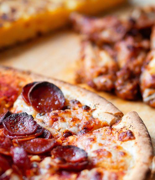 pizza - barts boekje