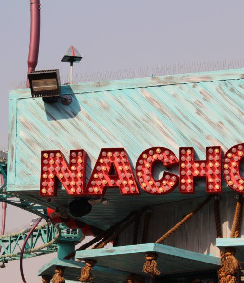Nachos - Barts Boekje