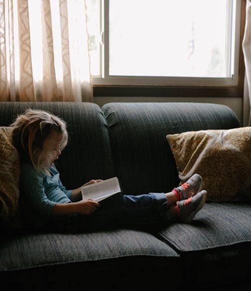 Naar bed naar bed… Maar eerst nog een verhaaltje. De lievelingsvoorleesboeken van team Barts Boekje