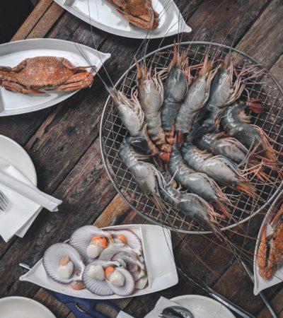 Seafood - Barts Boekje