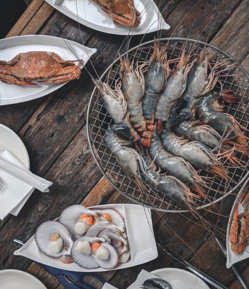 Deze seafood restaurants in Amsterdam zijn ready for take-away