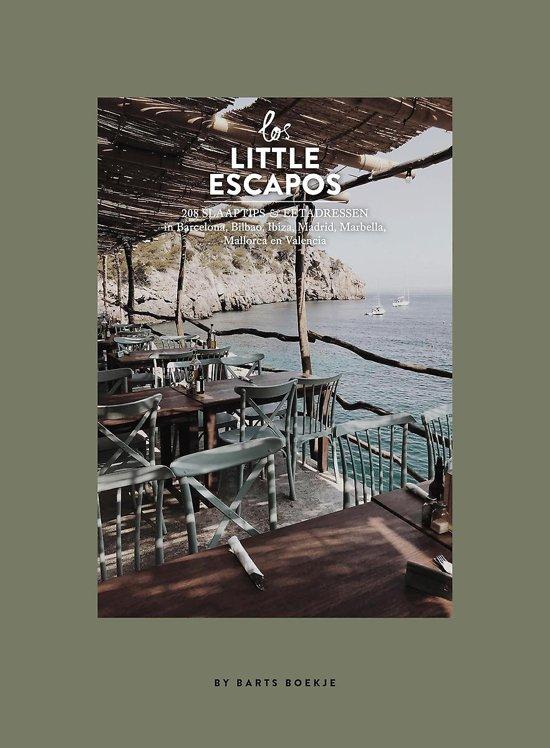 Los Little Escapos - Barts boekje