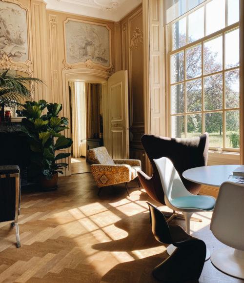 Open en (way) too cool for school: Hotel Plantage Rococo by Buitenplaats