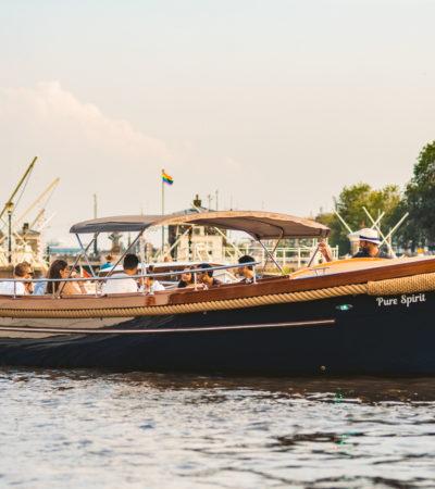 Pure Boats - Barts Boekje