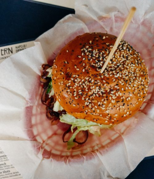 Hamburger - Barts Boekje