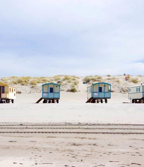 Quelle surprise: zomervakantie aan het strand bij Slag Vlugtenburg (Zuid-Holland)