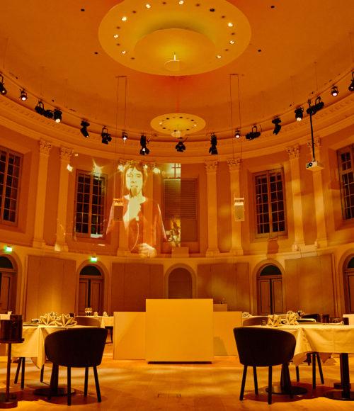 Dineren in een concertzaal? Het wordt werkelijkheid bij Felix Amsterdam