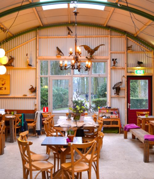 Lekker dagje de natuur in: de Veldkeuken + aardbei en kersenboomgaard Oosterom
