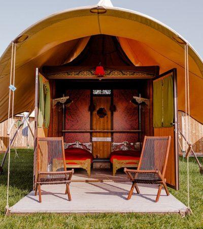 Camping tijdloos