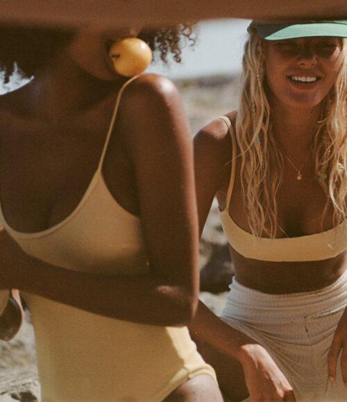Fair fashion: duurzame badpakken, bikini's en andere zwemkleding