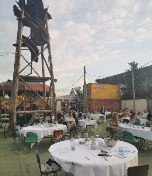 Lofi Courtyard – En we waren in lovi