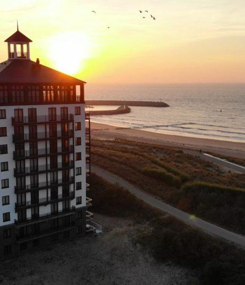 dit moet het fijnste hotel van Zeeland zijn: Strandhotel Cadzand Bad
