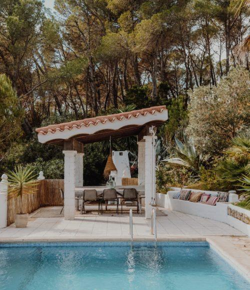 Binnenkijken bij (onze) Maud op Ibiza
