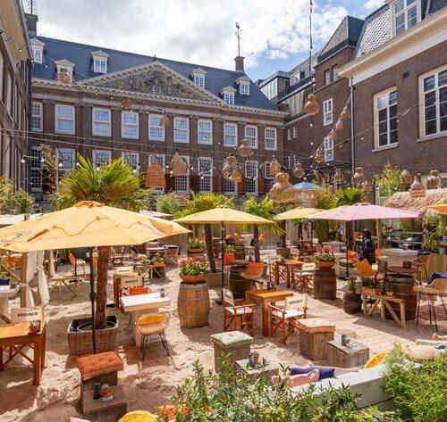 The Grand Beach – een 'stukje' Caraïben in Amsterdam