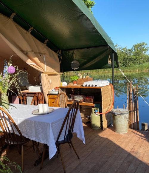 Centraal en toch zo verstopt (en dus verrassend): vakantie-eiland Eilandseind is je Nederlandse droomstaycation