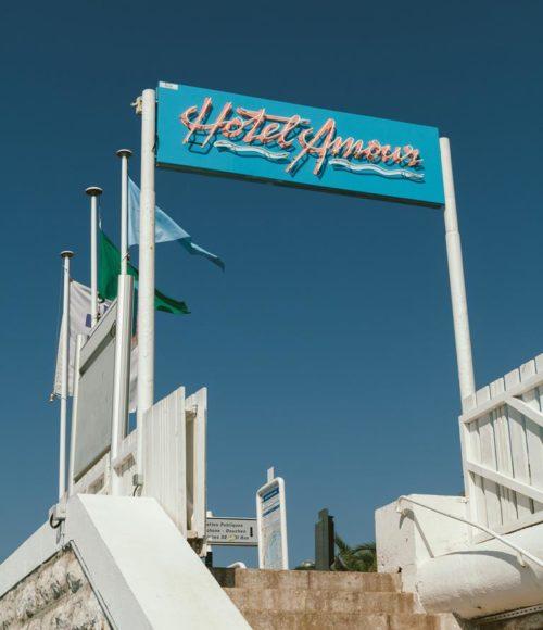 Hotel Amour Nice - Barts Boekje