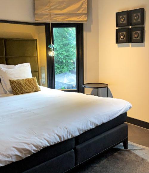Slapen bij boutique hotel 't Keershuys in Den Bosch