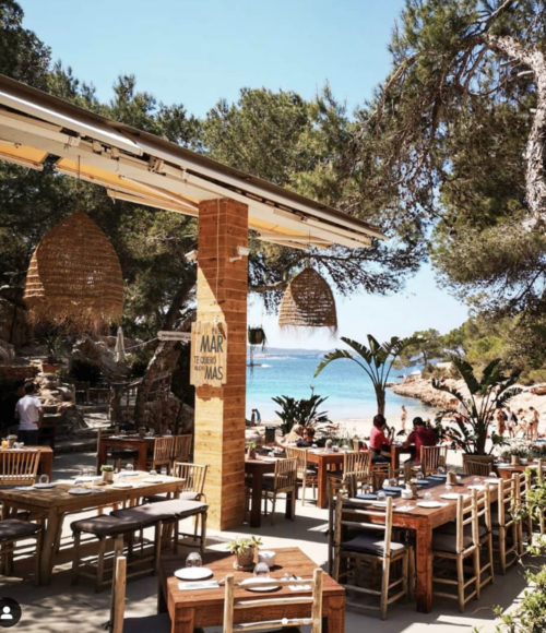 picture perfect: CHIRINGUITO CALA GRACIONETA Ibiza