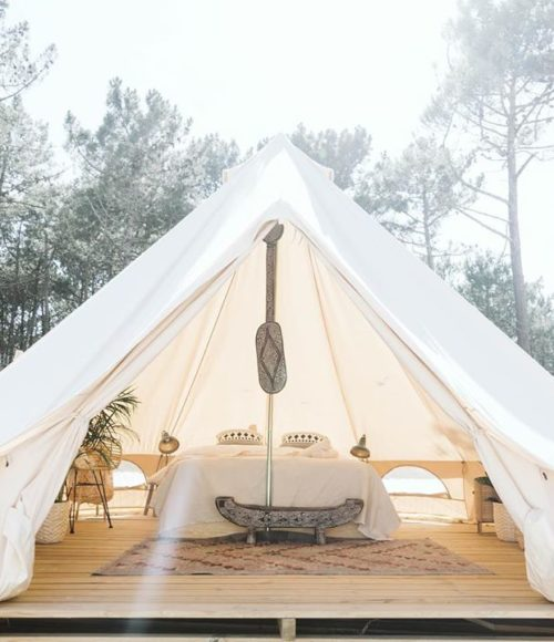 Glamping aan de Costa Blanca: Dream Sea Mediterranean Camp in Spanje