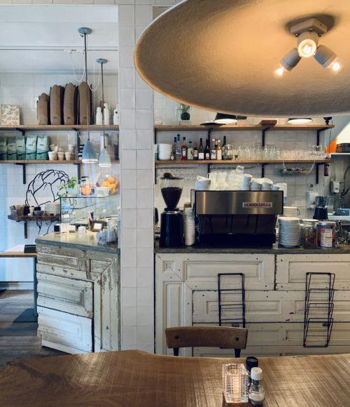 New in town: diner at Vinnies in de Scheldestraat, Amsterdam Zuid