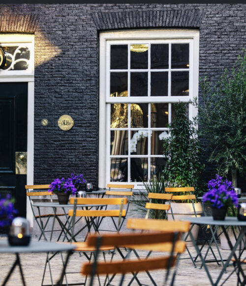 Amsterdamse Terrassen- Occo