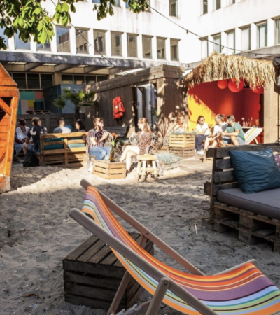 Bajes Beach Club - Barts Boekje
