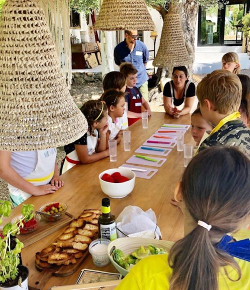 Foodie workshops voor kids: Avocado kids Ibiza
