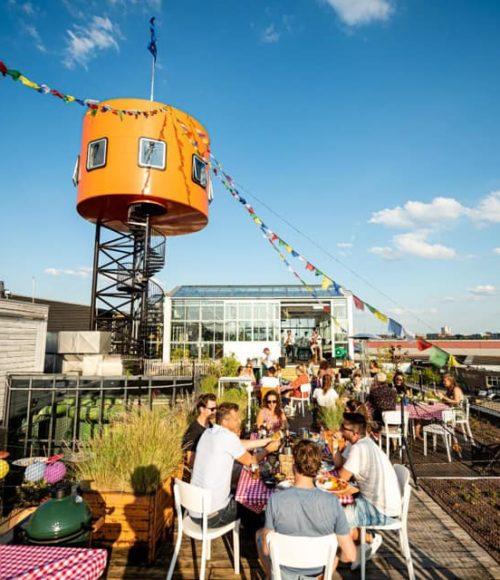 De beste rooftops in Nederland
