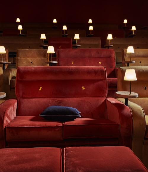 Save it for a rainy day (deel 2): Tuschinski 2.0 + Bar Abraham Amsterdam