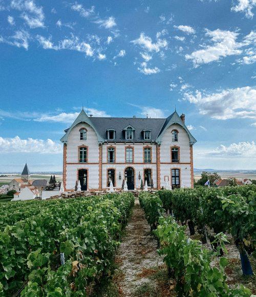 De perfecte pitstop in de Champagnestreek: Chateau de Sacy in Reims, Frankrijk