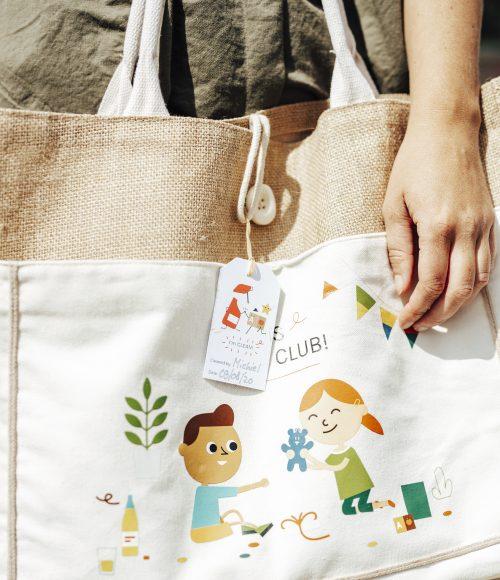 KIDDOS Toys Club: iedere maand vers en duurzaam speelgoed voor je uk