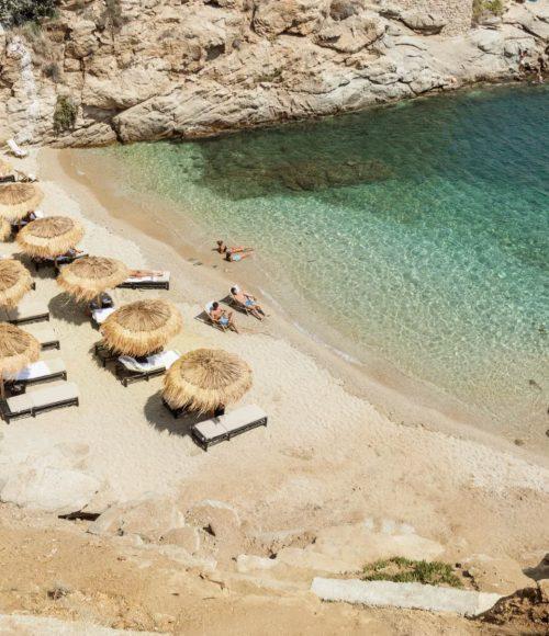 Niet verder vertellen parel in griekenland: the Wild Hotel