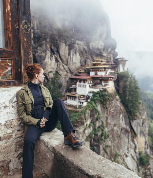 Fair Fashion: het sprookjesachtige Anna in Bhutan