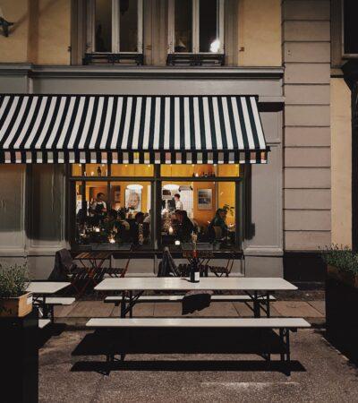 Restaurant Frank Kopenhagen