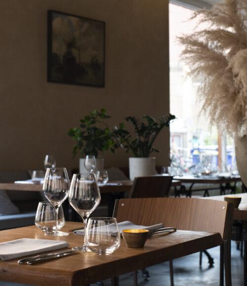 Restaurant KIEN, een nieuwe parel in Amsterdam West