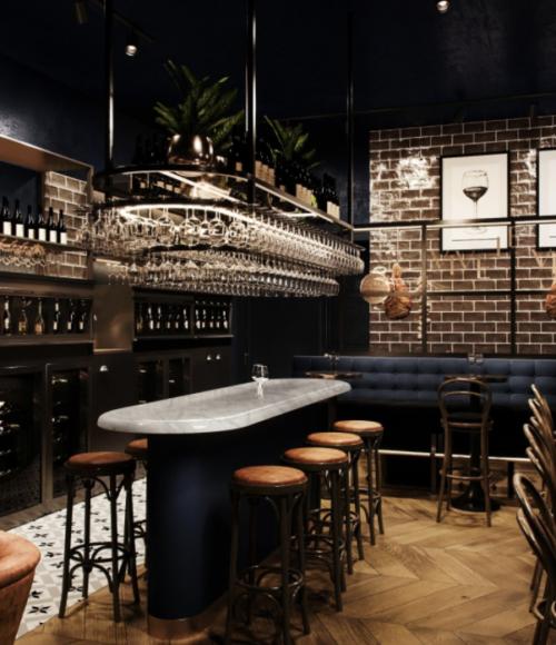 Zelf je wijn tappen kan vanaf nu bij wijnwalhalla Walsjérôt Rotterdam