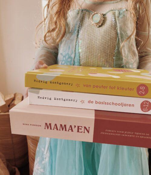 Bartje's Boekenclub: boeken over zwangerschap, ouderschap en motherhood