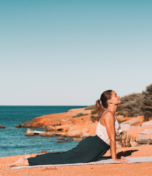 Mellow at Home – IBIZA online yoga platform