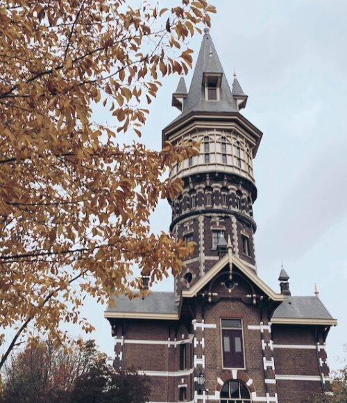 De verborgen Zilverstad, Schoonhoven
