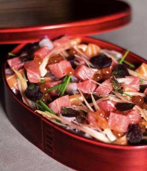 UNDERCOVER het Omakase restaurant van Kit is geopend en nu ook voor pick ups
