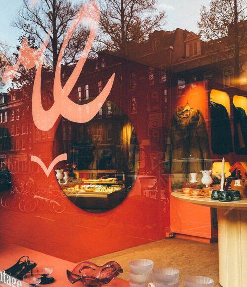 Rêveuse, de jongste (en mooiste) curated vintage shop van Amsterdam