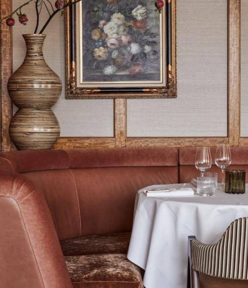 Amsterdams hotel De L'Europe, een kerstwalhalla met de opening van 'Freddy's Winter Deli