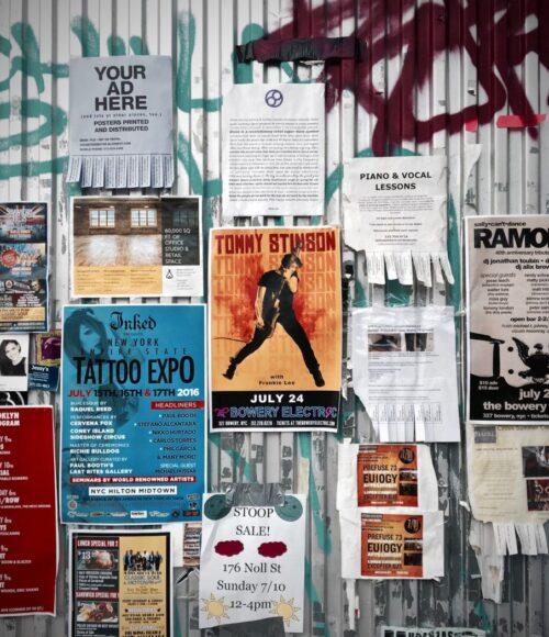 Never enough: de mooiste posters, prints en kunst